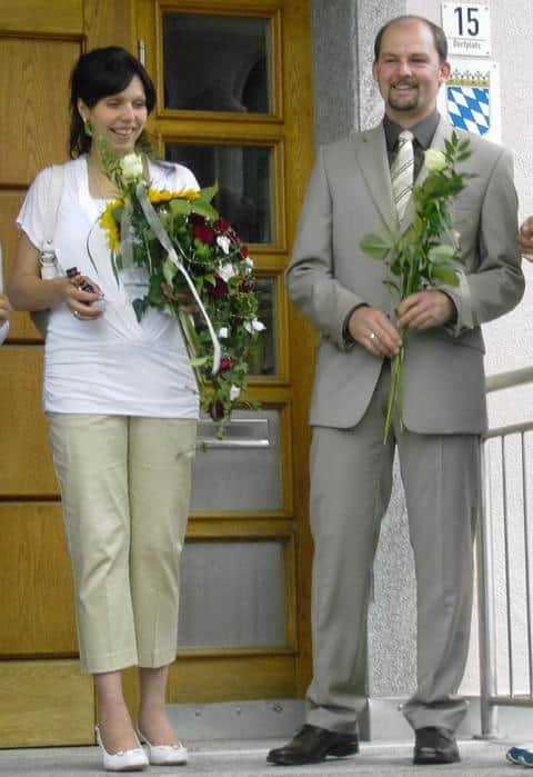Hochzeit Christian und Lydia