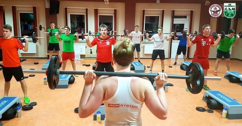 Vorbereitung der U19 zur Rückrunde